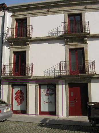 Loja Comercial – Centro Histórico – Viana do Castelo
